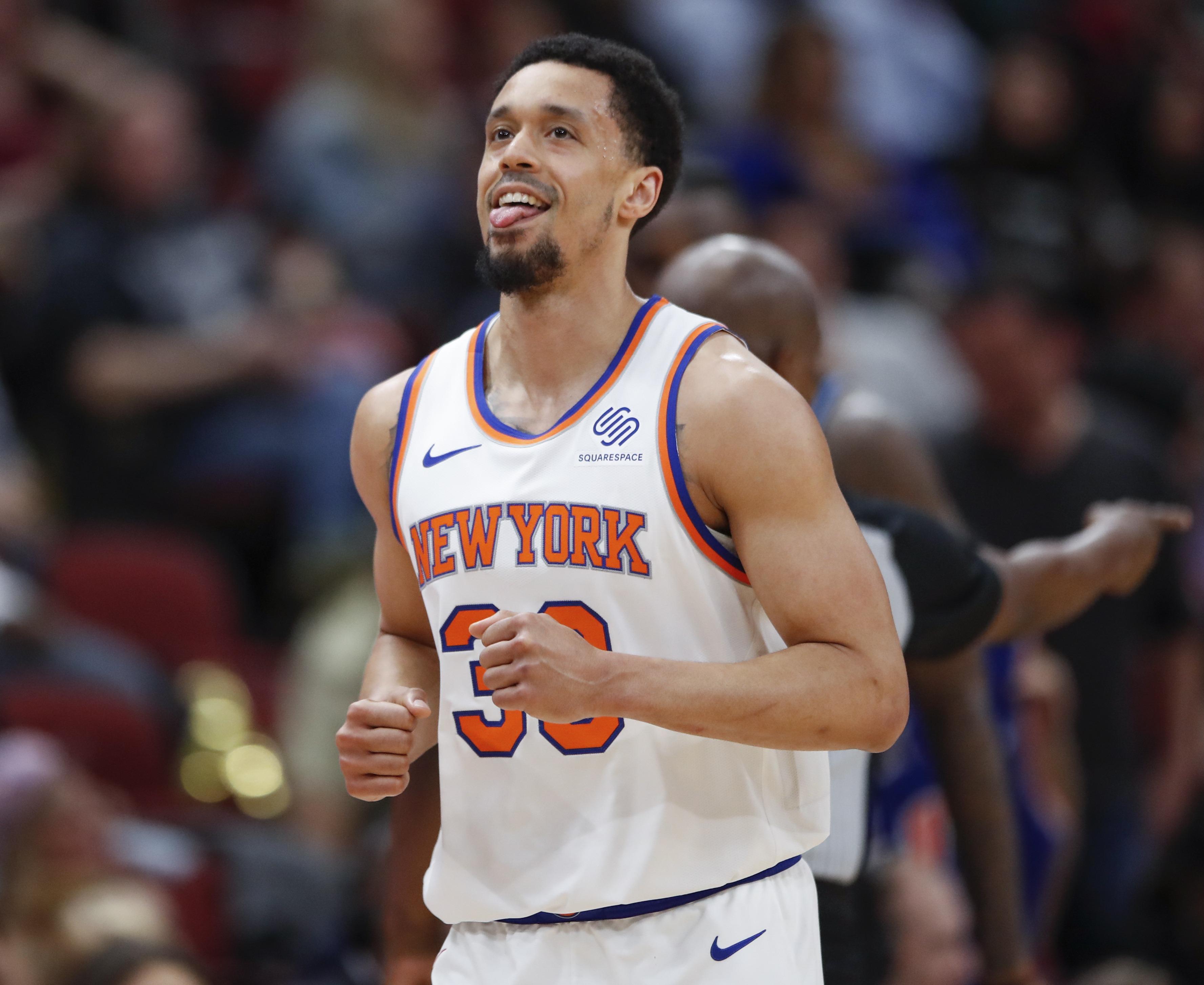 Knicks vencen a Bulls y evitan bochorno histórico
