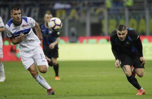 Aplausos y abucheos para Icardi, quien vuelve con Inter