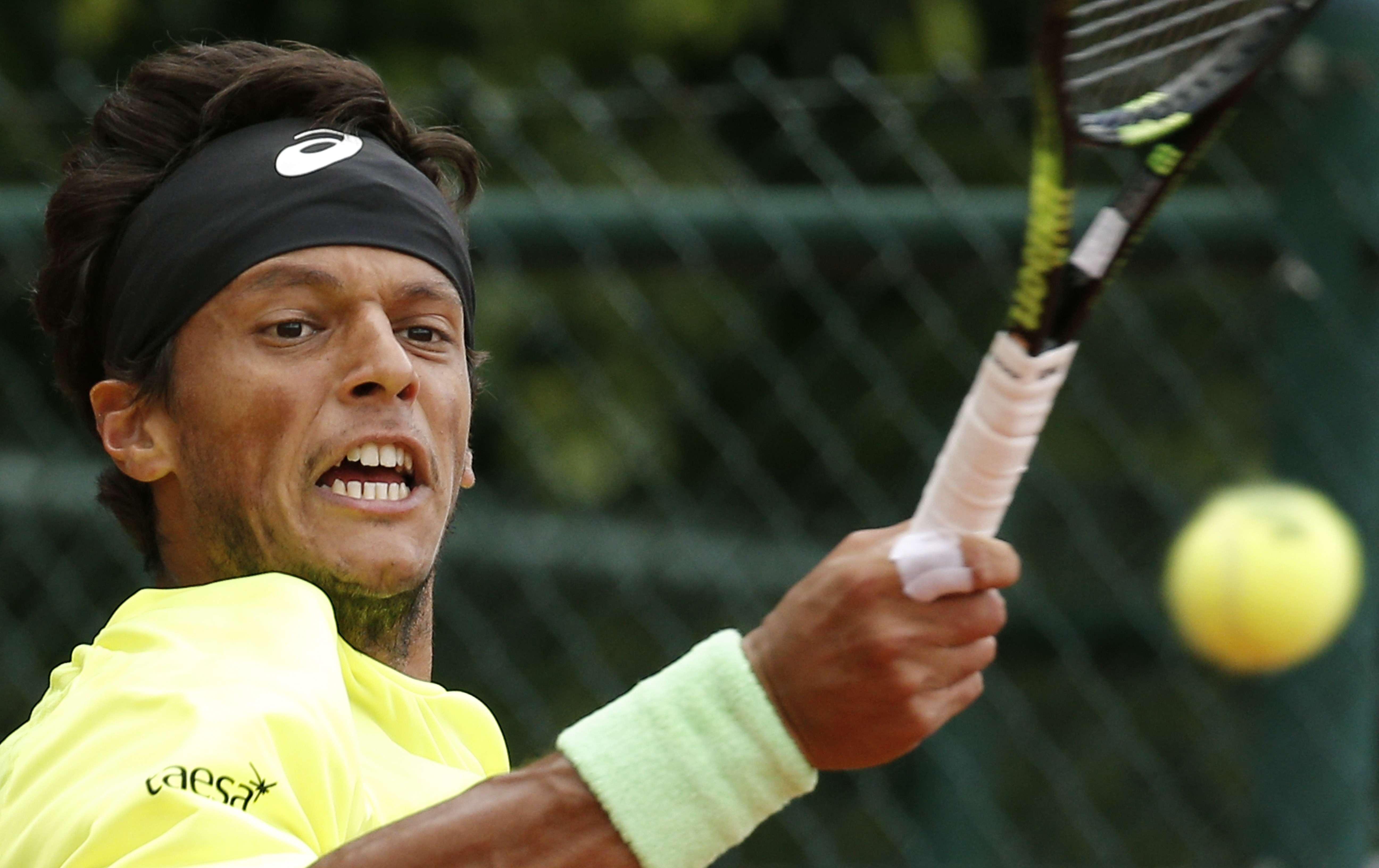 Tenista brasileño Joao Souza es suspendido provisionalmente