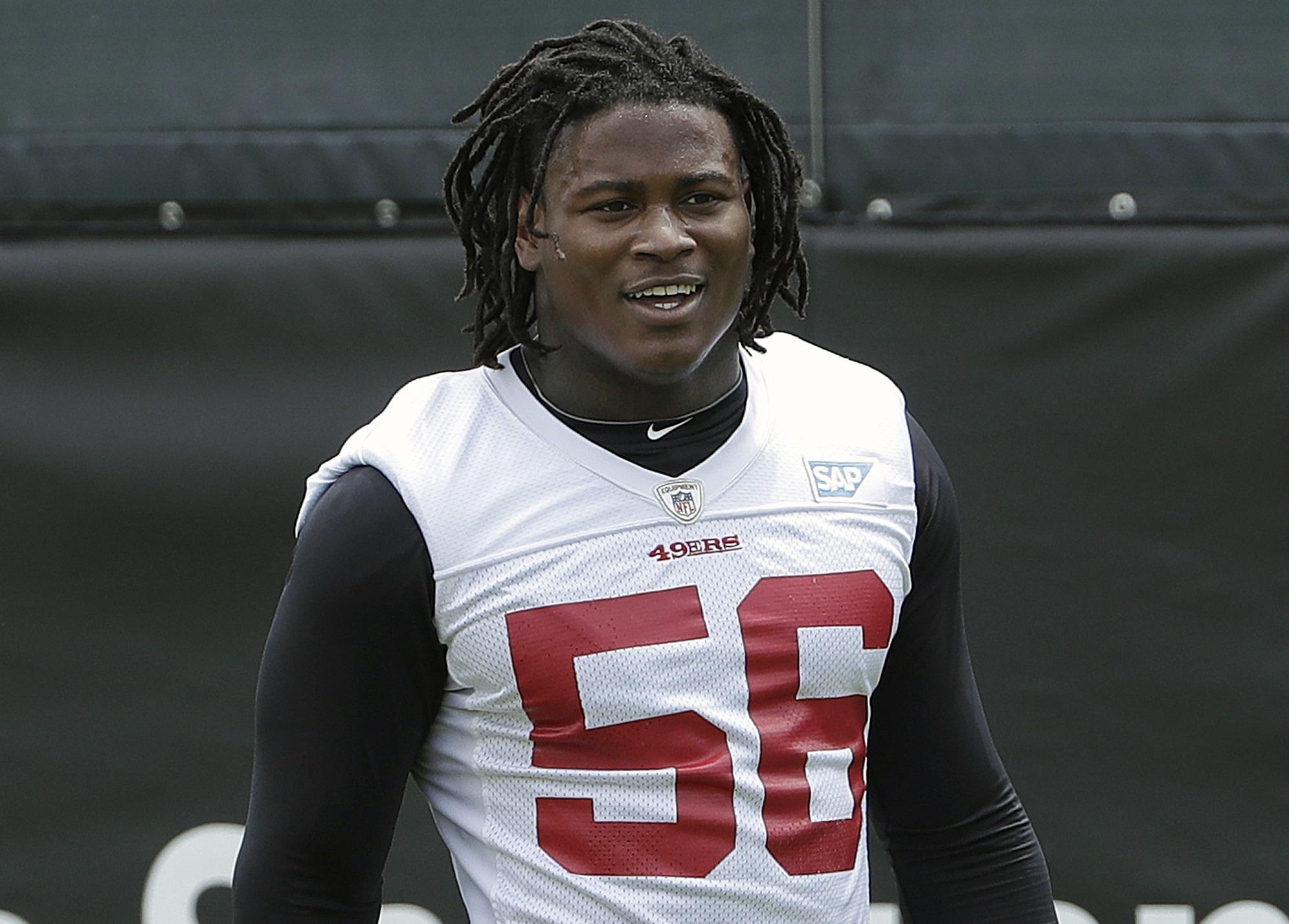 Foster, de Redskins, recibe multa de NFL y evade suspensión