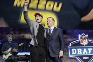 NFL: Juego aéreo domina segunda ronda de lotería