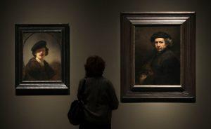 Jugarán en Holanda con balón inspirado en Rembrandt