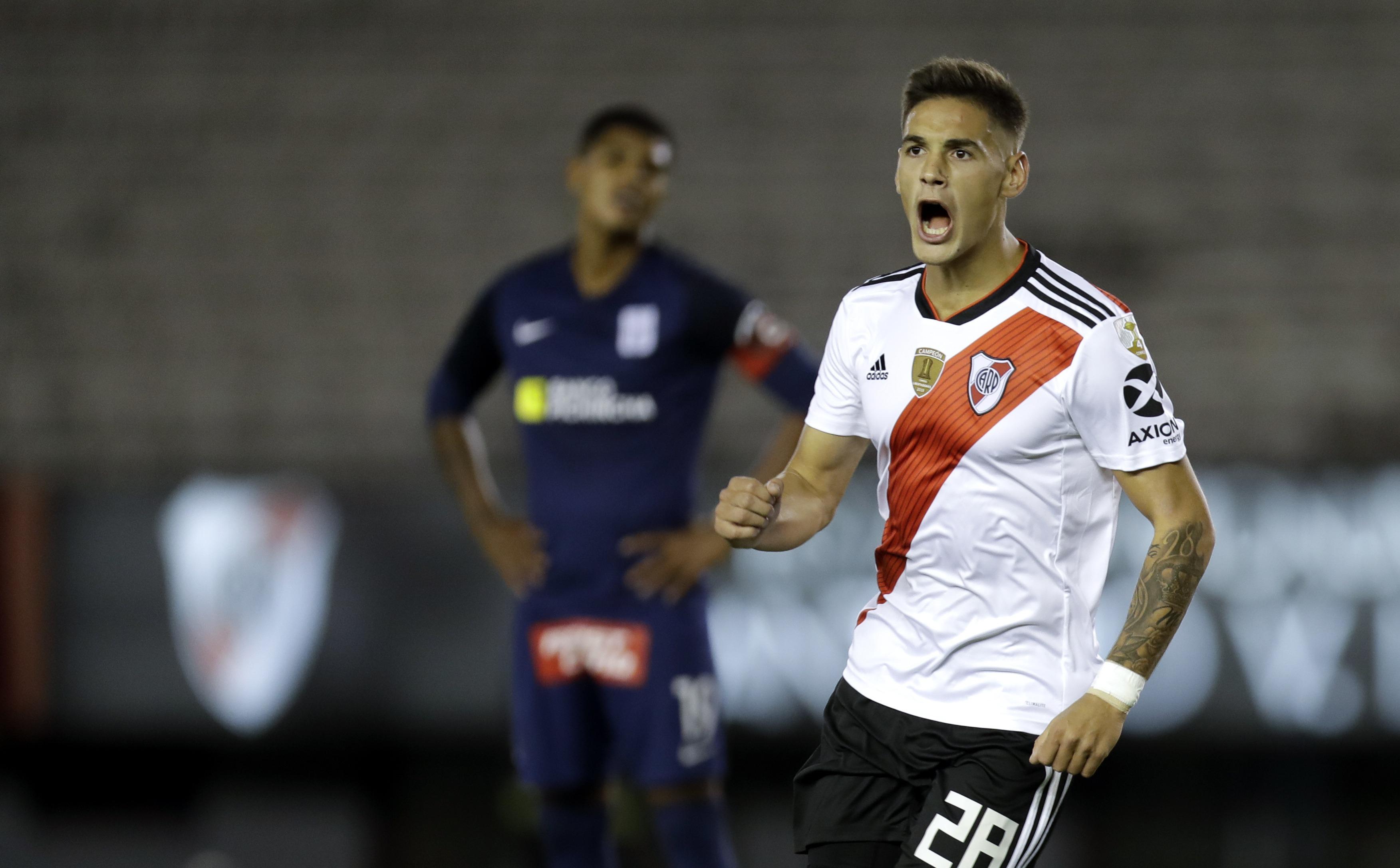 Libertadores: River golea al Alianza Lima y es 2do de grupo