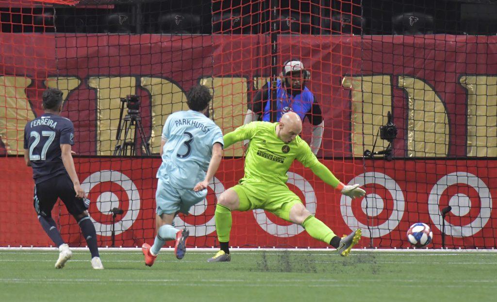 Con otro gol de Ferreira, Dallas supera 2-1 al Atlanta