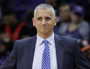 Suns despiden a entrenador Igor Kokoskov