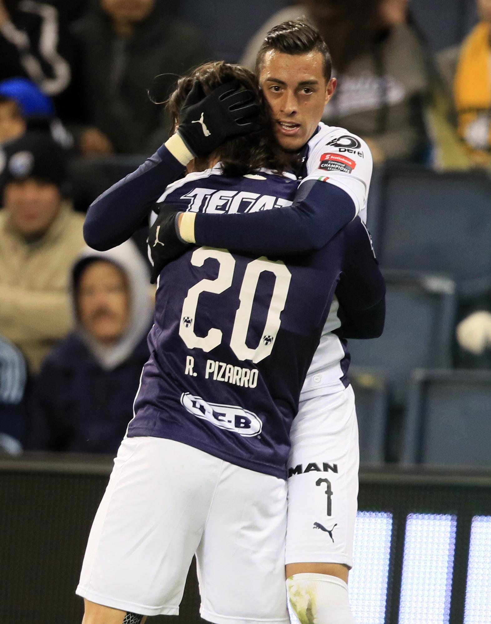 Concacaf: Monterrey golea de nuevo a Sporting y es finalista