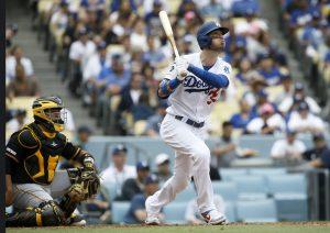 Muncy y Bellinger comandan triunfo de Dodgers ante Piratas