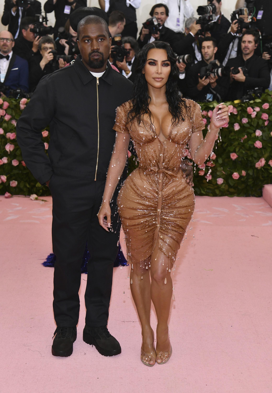 Kim Kardashian West y Kanye West son padres de nuevo