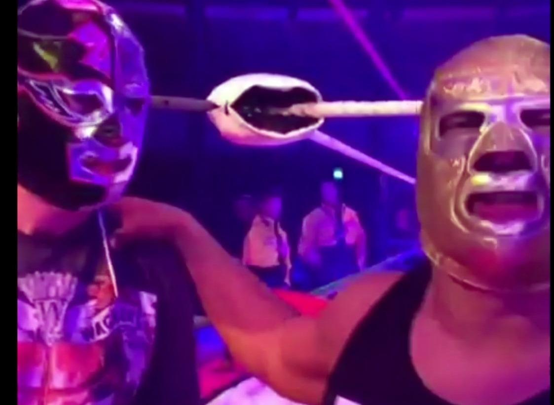 Fallece luchador mexicano Silver King en función en Londres
