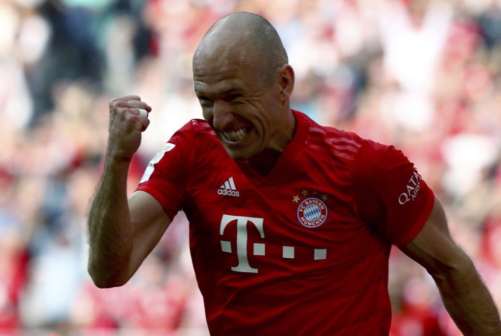 Lágrimas y vítores en otro título del Bayern Múnich