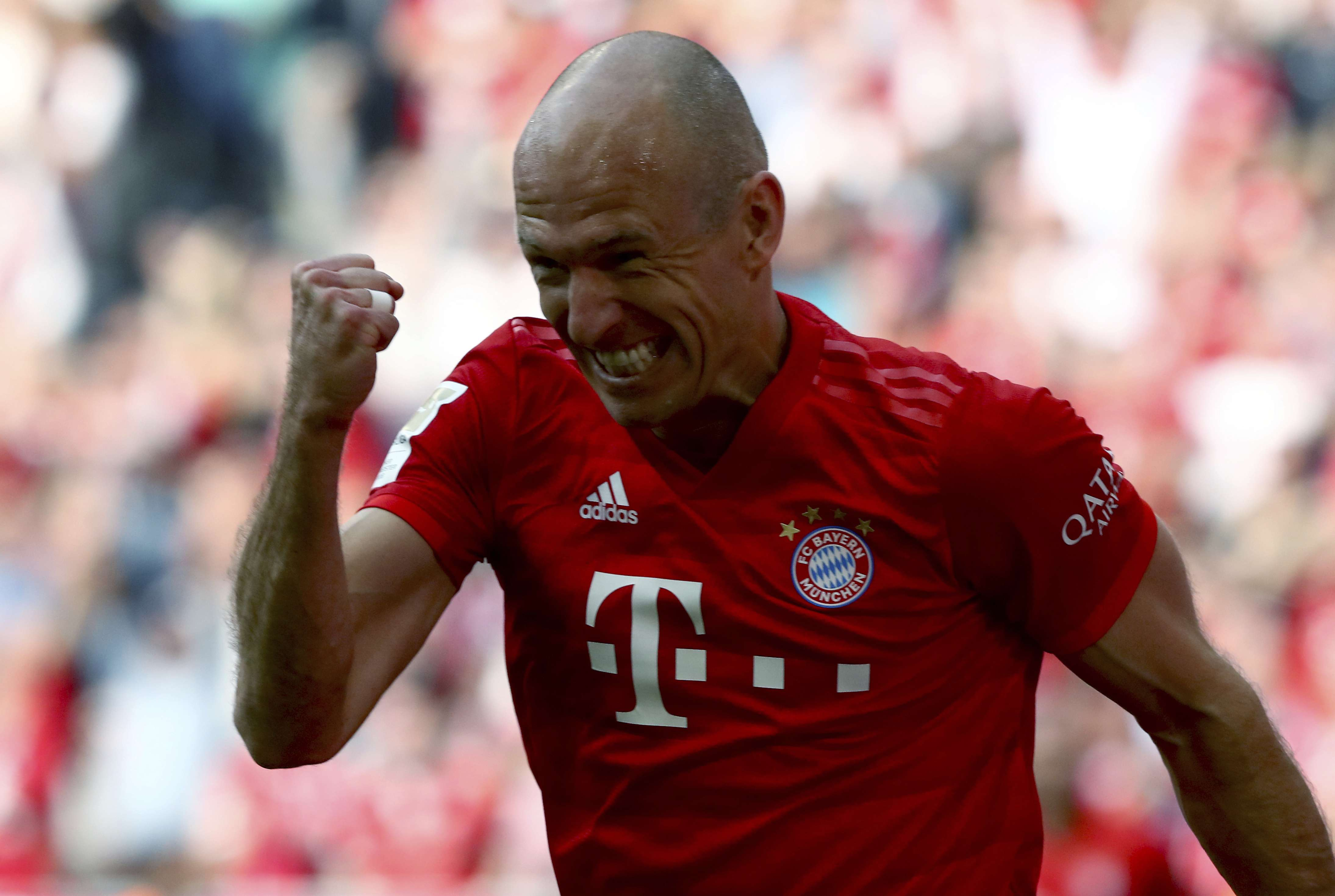 Bayern Munich gana 7mo título seguido de la Bundesliga