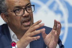 Director de OMS advierte del riesgo de propagación de ébola