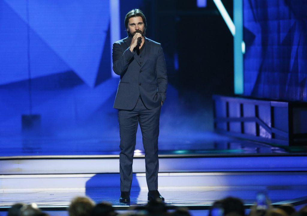 Juanes estrena nuevo show visual en costa oeste de EEUU