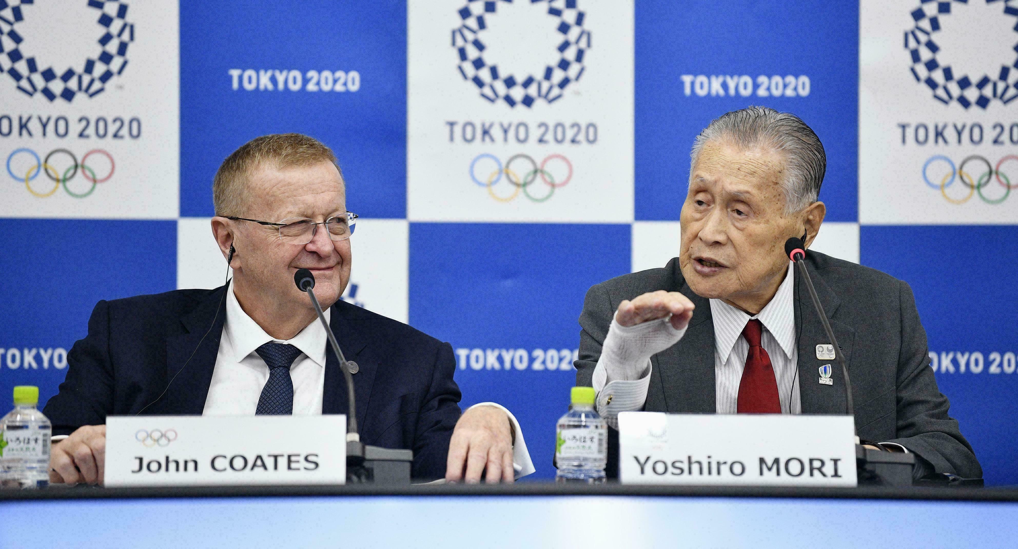 Directivos de Tokio 2020 desmienten al COI sobre pago de gastos extras y rechazan que vayan a costear la totalidad por la reprogramación de la justa
