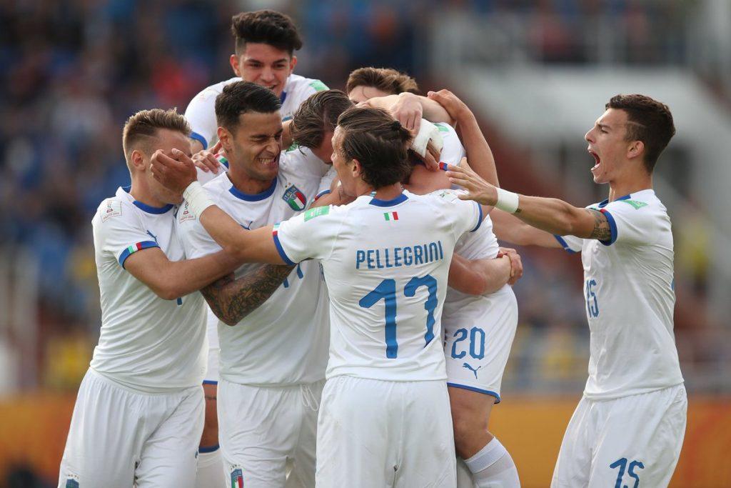 Italia le da un poco vida a México en el mundial sub-20