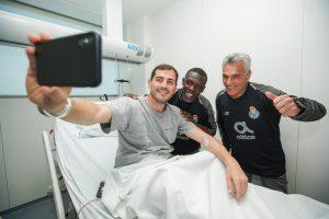 VIDEO: El último mensaje de Iker Casillas tras sufrir infarto