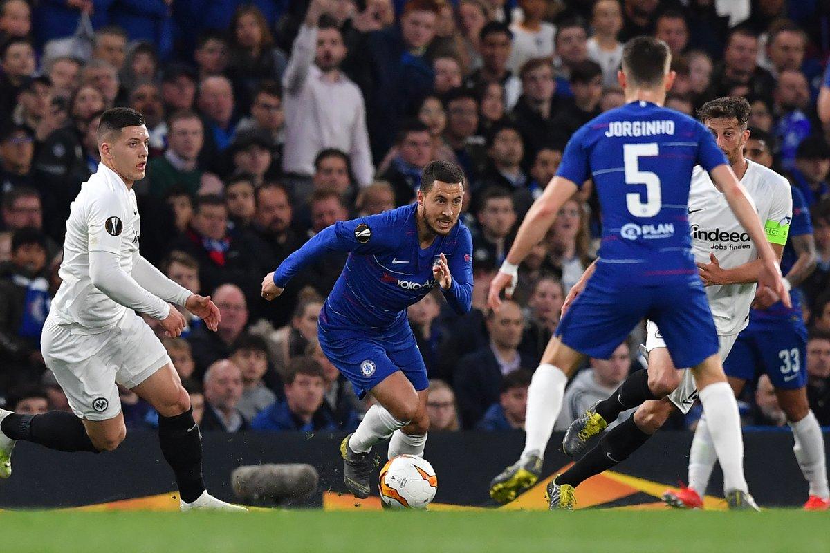 Sarri reconoce que Hazard se irá del Chelsea