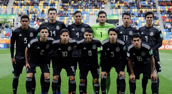 México Sub 20, obligado al triunfo
