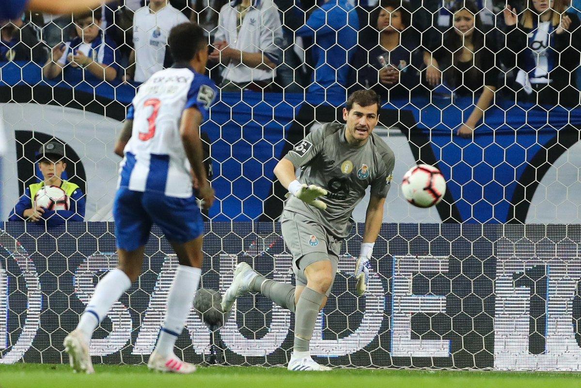 Iker Casillas fue hospitalizado de emergencia tras sufrir infarto en entrenamiento