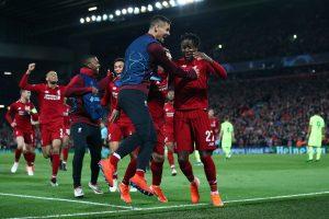 ¡Se hizo el milagro! Liverpool, a la final de la Champions League
