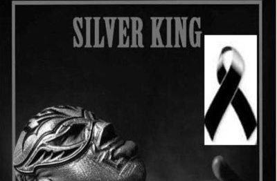Así se despidió Dr. Wagner de su hermano Silver King