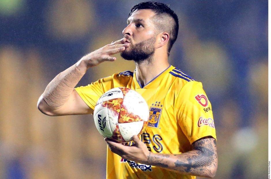 Olympique Marseille manda apoyo a Gignac y Tigres por la final de la Liga MX