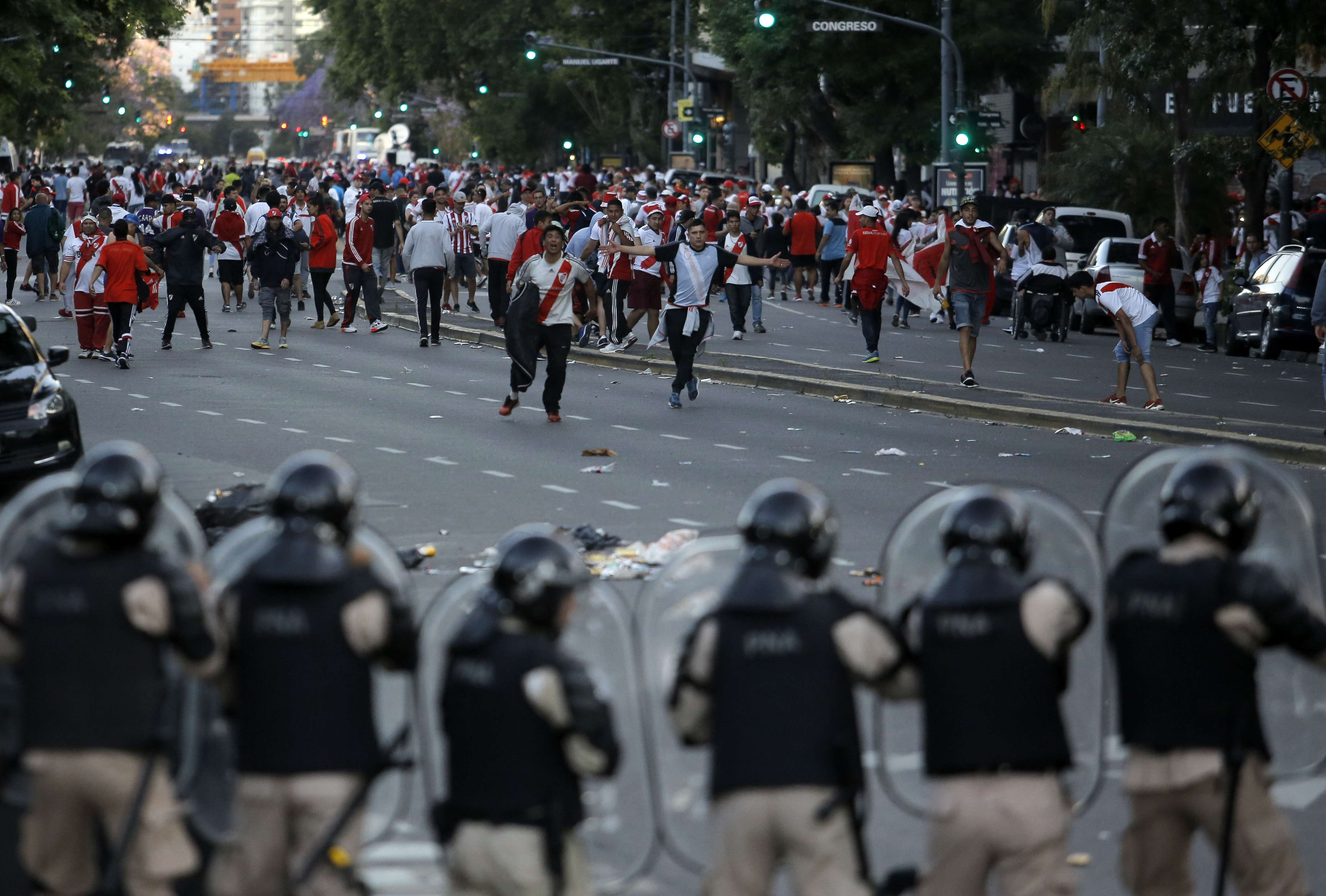 CONMEBOL: Boca-River en Madrid no se repetirá