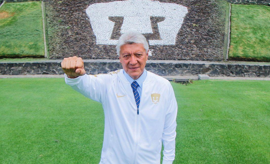 Próximo entrenador de Pumas vendría de España