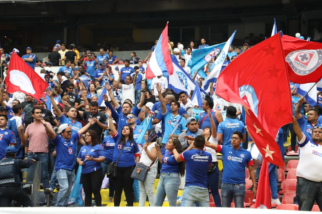 Cruz Azul anuncia sus bajas para el Apertura 2019