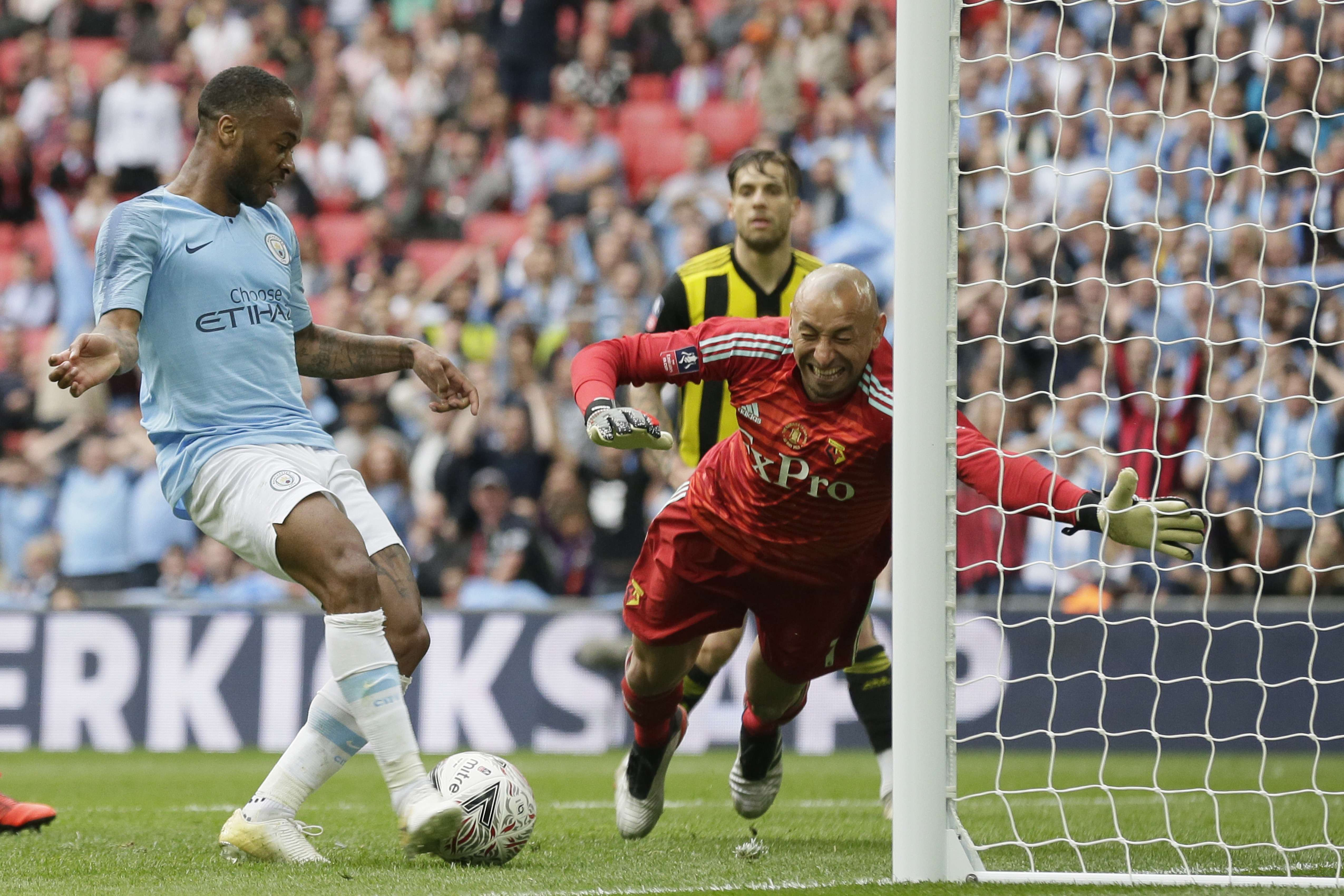 Man City gana Copa FA, completa barrida en Inglaterra