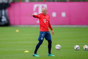 Robben volvería a la Premier