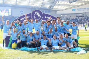 Manchester City quedaría fuera de la Champions League