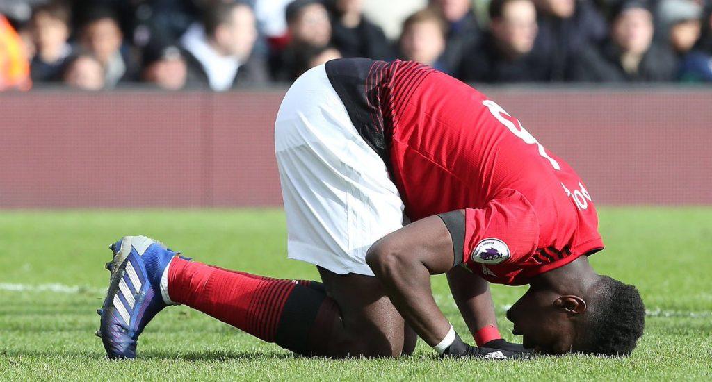 Manchester United se harta de Pogba