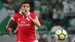 Jiménez felicita al Benfica por su título de Liga