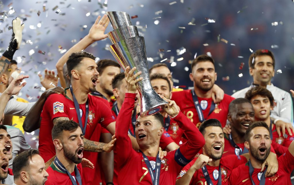 Portugal sube al 5to lugar en la clasificación de la FIFA
