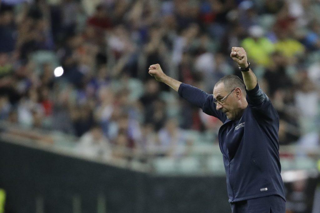 Maurizio Sarri deja al Chelsea y toma riendas de Juventus