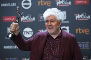 Almodóvar recibirá premio a la trayectoria en Venecia