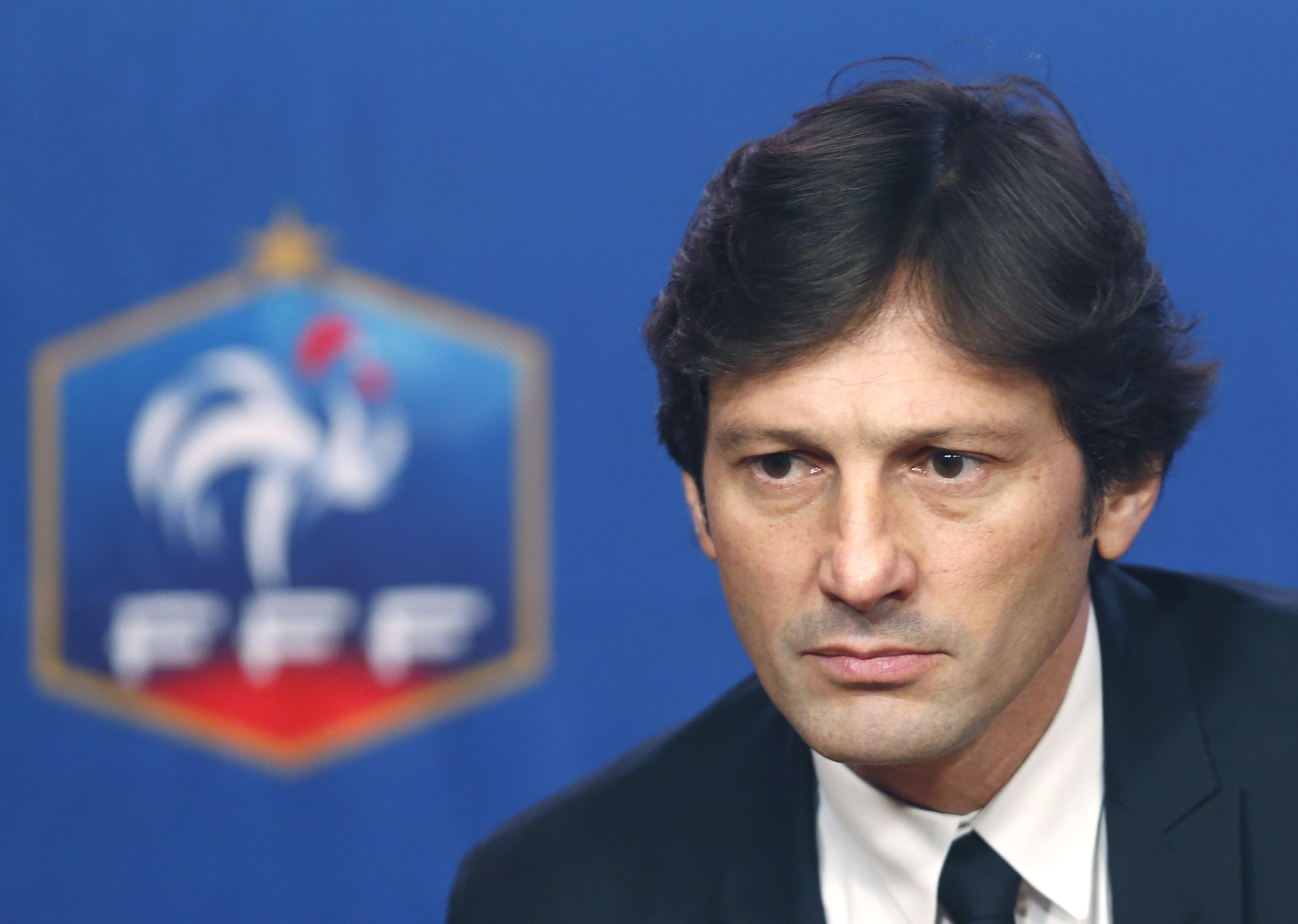 Regreso de Leonardo a PSG, buena noticia para entrenador