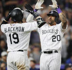 Rockies ganan a Padres con un grand slam de Desmond