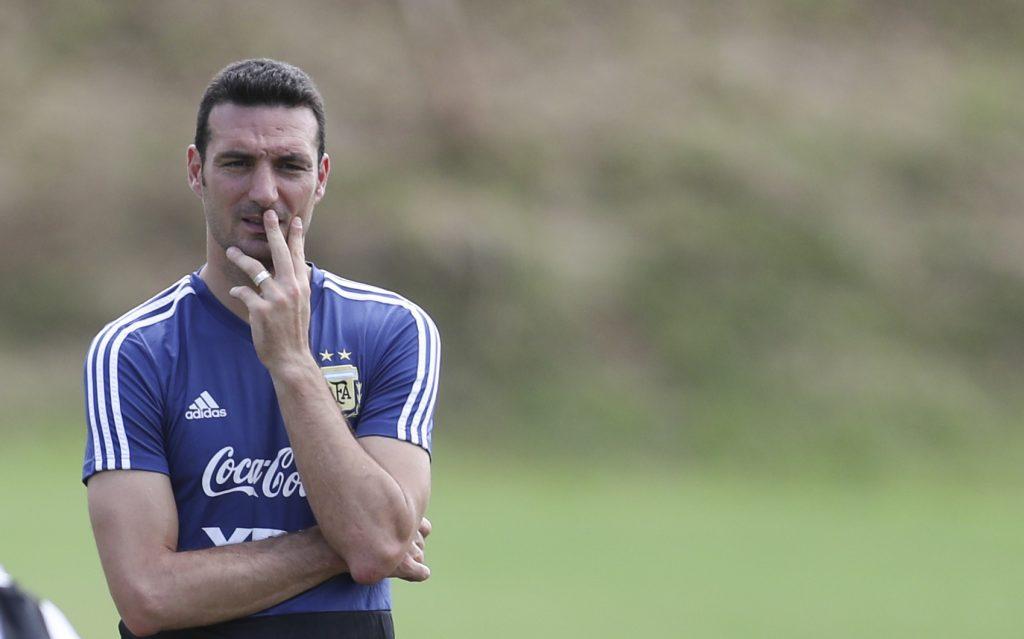 Misterio y lesiones en Argentina previo a Paraguay