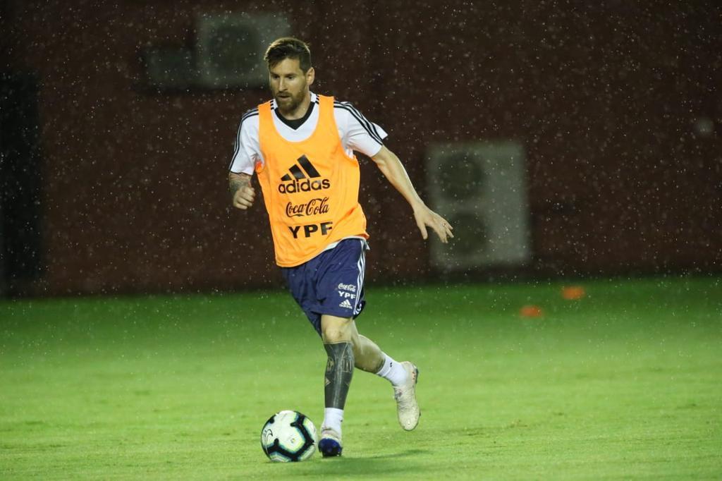 Argentina vs Colombia: Horario y dónde ver el debut de Messi en la Copa América 2019