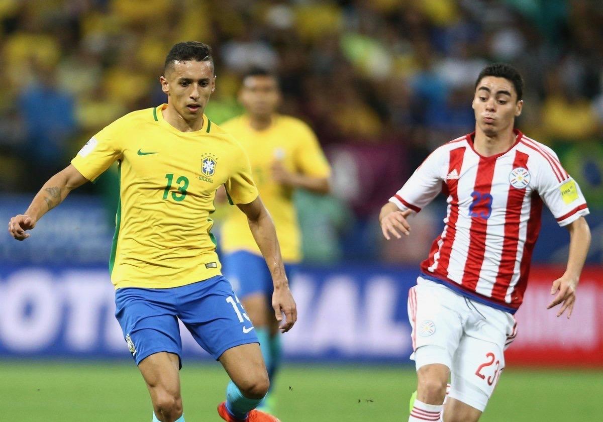 Paraguay igualó 2-2 ante Qatar por el Grupo B de la Copa