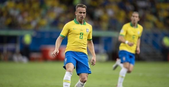 Brasil no puede contra Venezuela en la Copa América