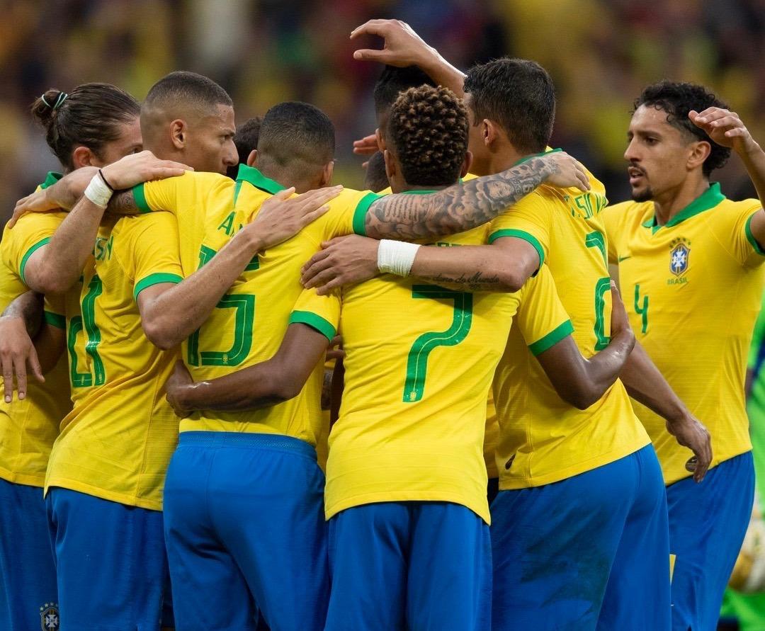 Brasil usará el uniforme maldito en el debut de Copa América