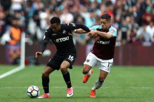 Chicharito y West Ham enfrentarán al Manchester City al inicio de la Premier League