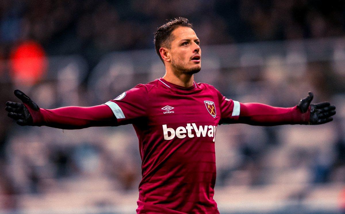 Chicharito Hernández portará el número 9 en próxima campaña con West Ham