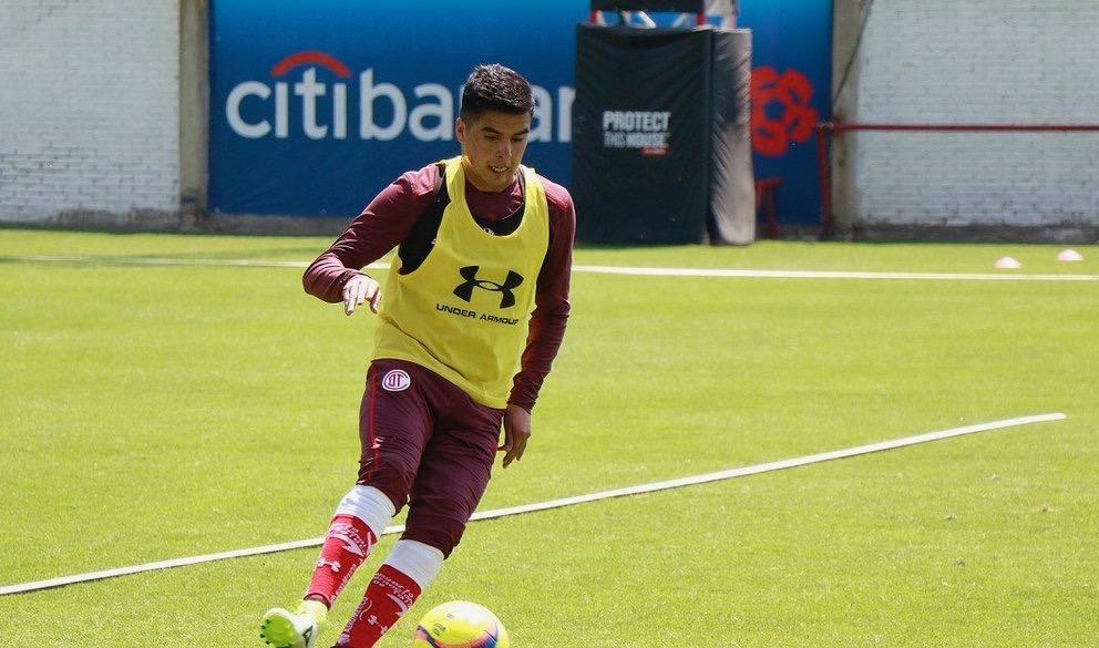 Leo López América Toluca