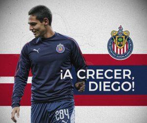 Jugador de Chivas ya es nuevo refuerzo del San Luis