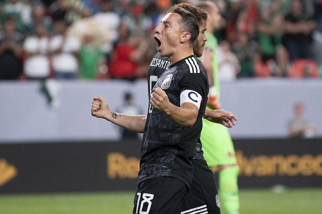 Guardado rompe récord de goles en Copa Oro