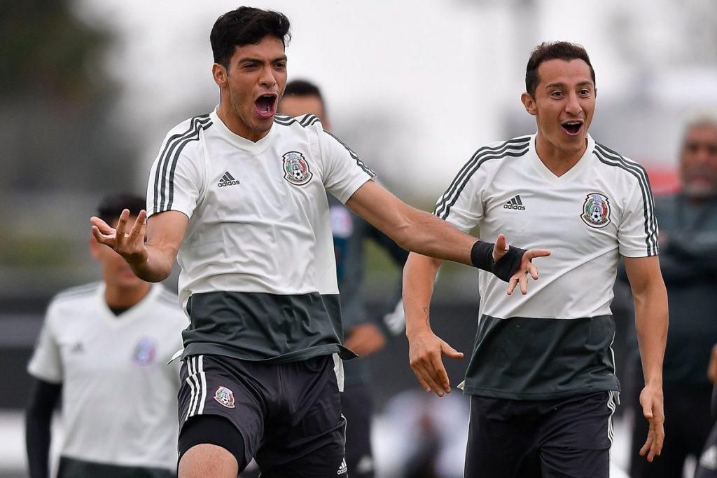 La Premier League presume participación de Raúl Jiménez en Copa Oro